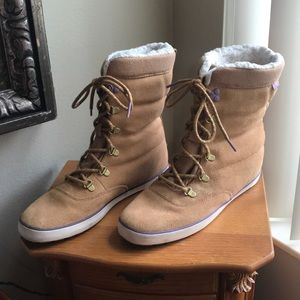 Super cute boots! Worn a couple times on vacay!